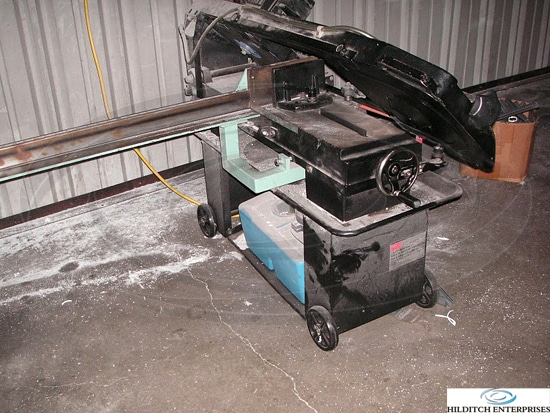 Dayton model 4yg30a band saw hilditch enterprises for Motor technology inc dayton ohio