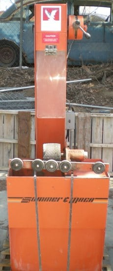 Somaca Belt Sander Hilditch Enterprises