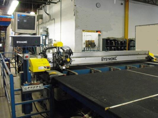 Bystronic cutting table-1