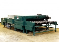 Billco heated roller press