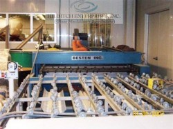 Besten 3 Roller Heated Press