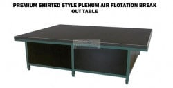 Air flotation tablewm