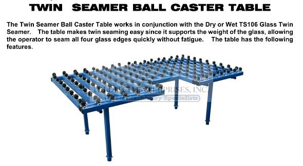 twin seamer table-emwm