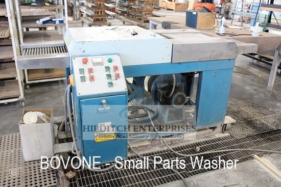 Bovone Small Parts Wsr WS