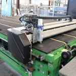 Bottero 340 BCS CNC cutting table WS